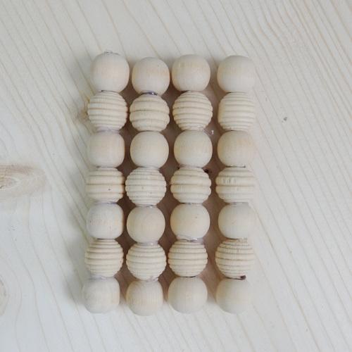 Plantstand selbermachen, Perlen zusammenkleben