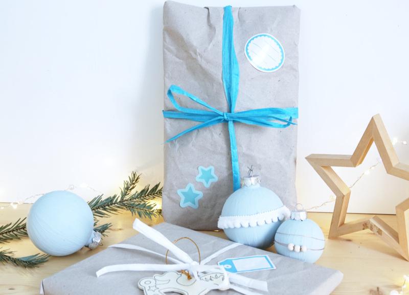 Geschenke nachhaltig verpacken, Weihnachten, Füllpapier